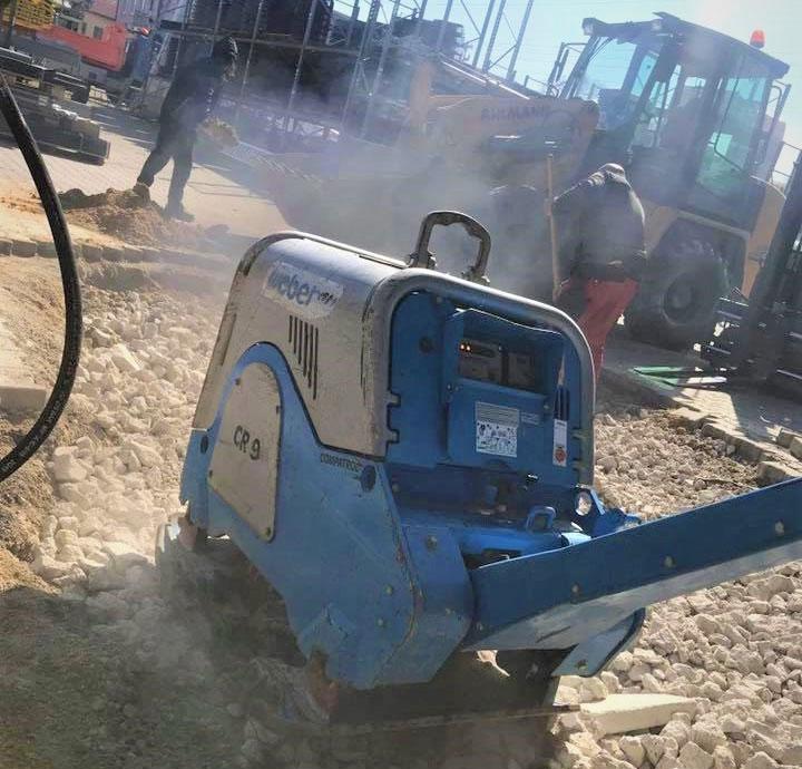 Reparatur- und Wartungsservice von Baumaschinen aller Art gemäß UVV und VDE, Salchow & Berger Baubedarf GmbH in Altheim