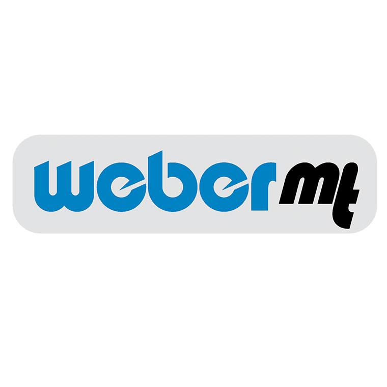 Logo der Firma WeberMT